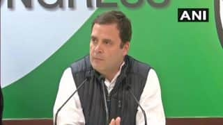 Rahul Gandhi Demands Proper Investigation Into Justice Loya's Death, Says Points Raised by SC Judges Need to be Addressed