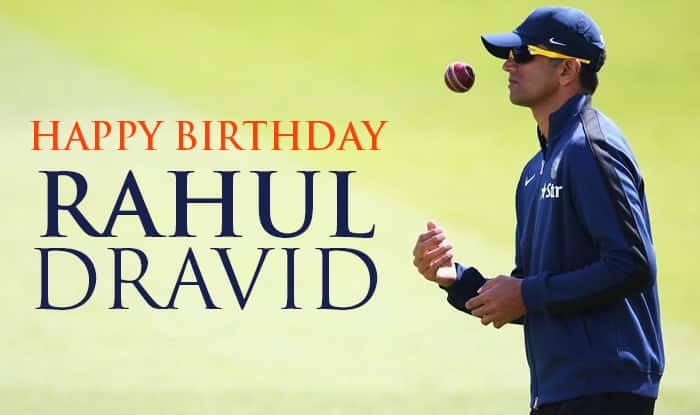 Mamata Banerjee wishes Rahul Dravid on his 44th birthday