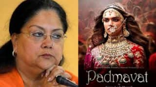 Rajasthan Government Bans Release of Padmavat on January 25
