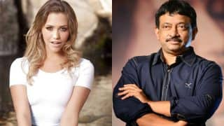 Ram Gopal Varma Shoots With Porn Star Mia Malkova For God, Sex And Truth - Check Out First Look