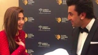 Ranbir Kapoor And Mahira Khan Broke Up Just Before New Year?