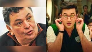 Rishi Kapoor Almost Makes A Fan Cry But Ranbir Kapoor Intervenes On Time To Save Face