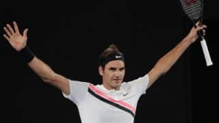 20 Years on, Roger Federer Faces Son of Rival From Debut French Open