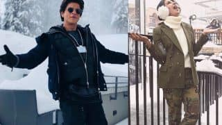Priyanka Chopra Enjoys Snow In Sundance, While Davos Gets Too Cold For Comfort For Shah Rukh Khan (Pics And Videos)