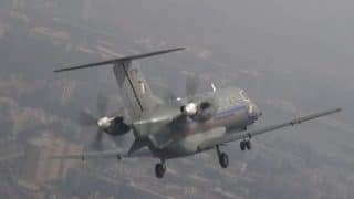14-Seater SARAS Succeeds in First Flight, Will Be Produced For Military And Civil Purposes: NAL
