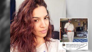 Kumkum Bhagya Fame Shikha Singh Gets Slut Shamed By A Cop, Exposes Him On Social Media