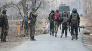 Encounter Underway Between Terrorists And Security Forces in J&K's Shopian, 2-3 Militants Reportedly Trapped