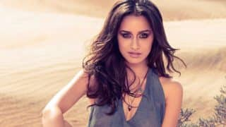 Shraddha Kapoor Miffed Being The Second Lead In Batti Gul Meter Chalu?