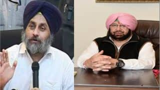 Rajiv Gandhi Supervised Killings During 1984 Riots, Says Sukhbir Badal; Punjab CM Amarinder Singh Rubbishes Claim