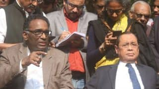 Constitution is The Greatest Public Policy, Says Justice Chelameswar Amid Rift in Supreme Court Judges