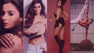 Dabboo Ratnani Calendar 2018: Alia Bhatt, Sunny Leone, Kriti Sanon, Tiger Shroff Will Blow Your Mind With Their Shots