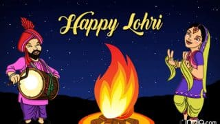 Happy Lohri 2018: Best Lohri Messages, Wishes, Greetings And SMS to Celebrate Punjab's Harvest Festival