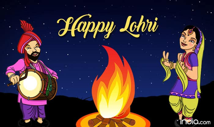 Happy lohri 2018 best lohri messages wishes greetings and sms to lohri messages m4hsunfo