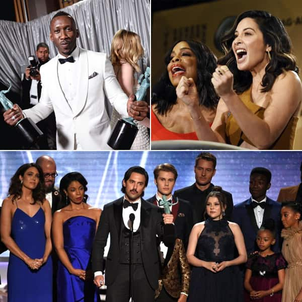 SAG Awards 2018 FULL Winners List