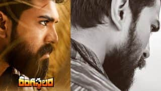 Rangasthalam 1985 Teaser: Ram Charan's Transformation From Goofy To Daredevil Will Leave You Impressed