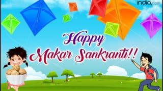 Happy Makar Sankranti 2018: Best Hindi Sankranti Wishes, Facebook Messages And SMS to Send This Festive Season