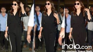Anushka Sharma Returns To Mumbai Alone After Holidaying With Hubby Virat Kohli In South Africa