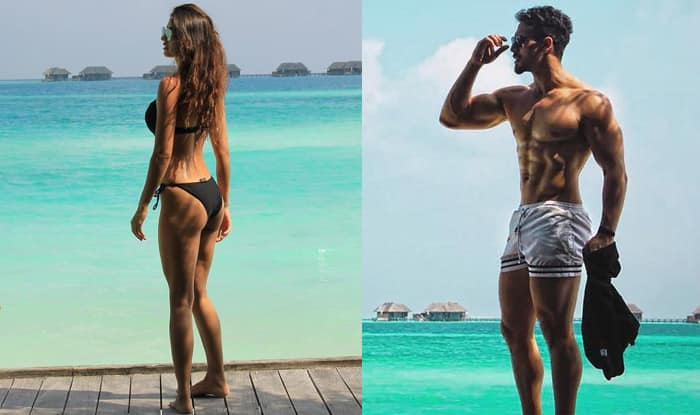 Tiger Shroff And Disha Patani Flaunt Their Beach Bodies And Give New Year Travel Goals