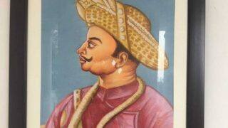 BJP Raises Objection Over Tipu Sultan's Potrait in Delhi Assembly, AAP Says Suggest Freedom Fighter From RSS