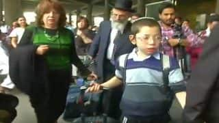 Moshe Holtzberg Arrives in Mumbai, Nine Years After He Lost His Parents in 26/11 Terror Attack
