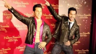 Varun Dhawan Unveils His Wax Statue At Madame Tussauds Hong Kong, Becomes The Youngest Bollywood Actor To Achieve This