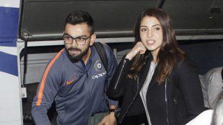 Virat Kohli Thanks Wife Anushka Sharma For His Rich Form