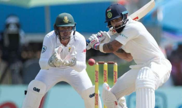 India takes 3 quick wickets to rock South Africa