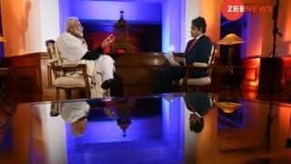 PM Narendra Modi's Interview With Zee News Editor Sudhir Chaudhary: Highlights
