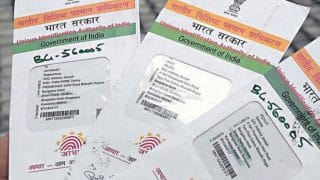 Aadhaar Should be Used For Identification of Visitors in Jails, MHA Advises States and Union Territories