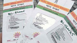 Aadhaar Case: Centre Seeks Supreme Court Approval For PowerPoint Presentation by UIDAI CEO to Allay Data Security Fears