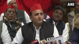 Akhilesh Yadav to Launch Samajwadi Party's 2019 Lok Sabha Election Campaign on Saturday