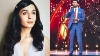 Alia Bhatt – Ranbir Kapoor's Pictures From Filmfare Awards Will Make You Desperate To See Them Together In Brahmastra