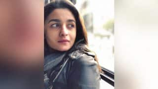 Leaked: Alia Bhatt's Look From Zoya Akhtar - Ranveer Singh's Gully Boy (Pic Inside)