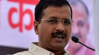 Arvind Kejriwal Questions Election Commission on EVMs Used in DUSU Polls