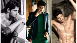 Sidharth Malhotra Birthday: Just 7 Pictures Of The Drool-worthy Star