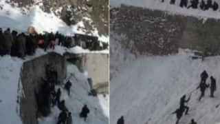 Kashmir Avalanche: Death Toll Rises to Eleven; Rescue Operations Underway