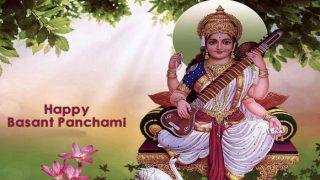Basant Panchami 2019: Date, Time And Significance of Saraswati Puja