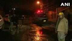 दिल्ली: बवाना इंडस्ट्रियल एरिया में फैक्ट्रियों में भीषण आग, 17 की मौत, पीएम ने जताया दुख