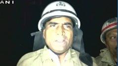दिल्ली के बवाना इंडस्ट्रियल एरिया में फैक्ट्रियों में भीषण आग, दमकल कर्मियों ने 9 शव निकाले