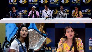 Bigg Boss 11 January 8, 2018 Written Update: Hina Khan, Vikas Gupta, Akash Dadlani Gang Up Againt Shilpa Shinde, Leave Her In Tears