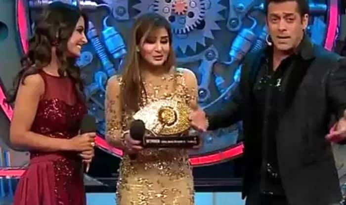 Image result for shilpa shinde bigg boss 11 win