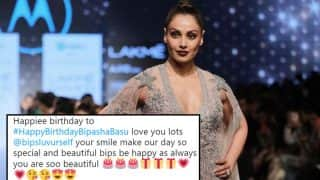 Happy Birthday Bipasha Basu: Twitterati Pour In Wishes as Bollywood Star Turns 39