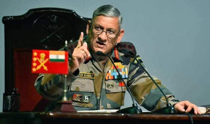 Along with economy rise, China also focused on military modernisation: Bipin Rawat