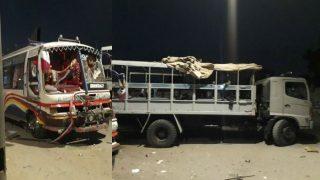 पाकिस्तान में बलूच विधानसभा के पास जबरदस्त धमाका, 4 पुलिसकर्मी समेत 6 की मौत, 17 घायल