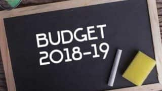 Budget 2018 Allocation to Education: From Blackboard to Digital Board, Proposes Arun Jaitley