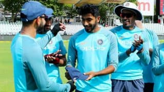 Virat Kohli Believes Jasprit Bumrah Fits Into India's Ideal Test Playing XI