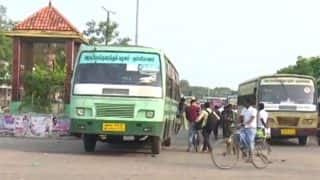 Tamil Nadu: Transport Workers' Union Continue Indefinite Strike For Fifth Day Today