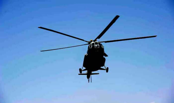 1st LD Writethru: Helicopter with 7 on board goes missing in India