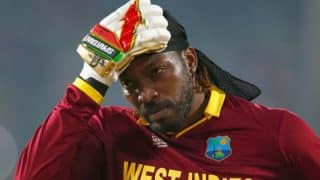 West Indies vs Bangladesh 2018:Chris Gayle Rested For T20I Series