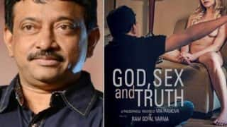 Amidst Protests, Ram Gopal Varma's Film, God Sex And Truth Featuring American Pornstar Mia Malkova Releases Today